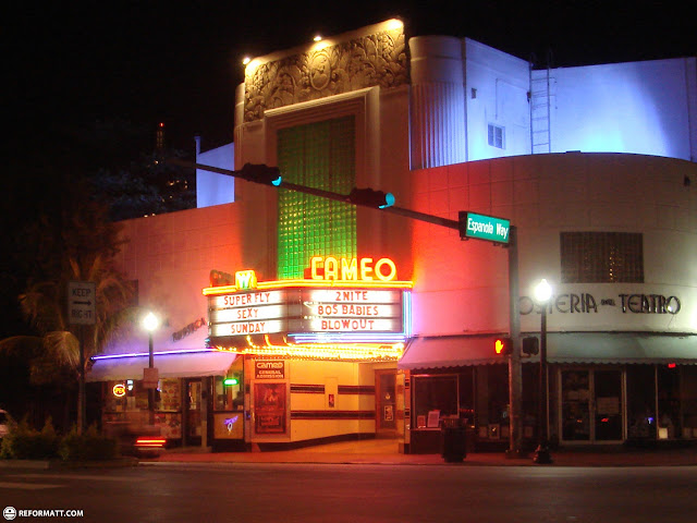 club cameo in Miami, Florida, United States