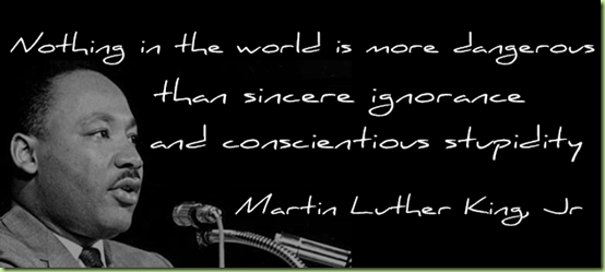 Martin-Luther-King-sincere ignorance