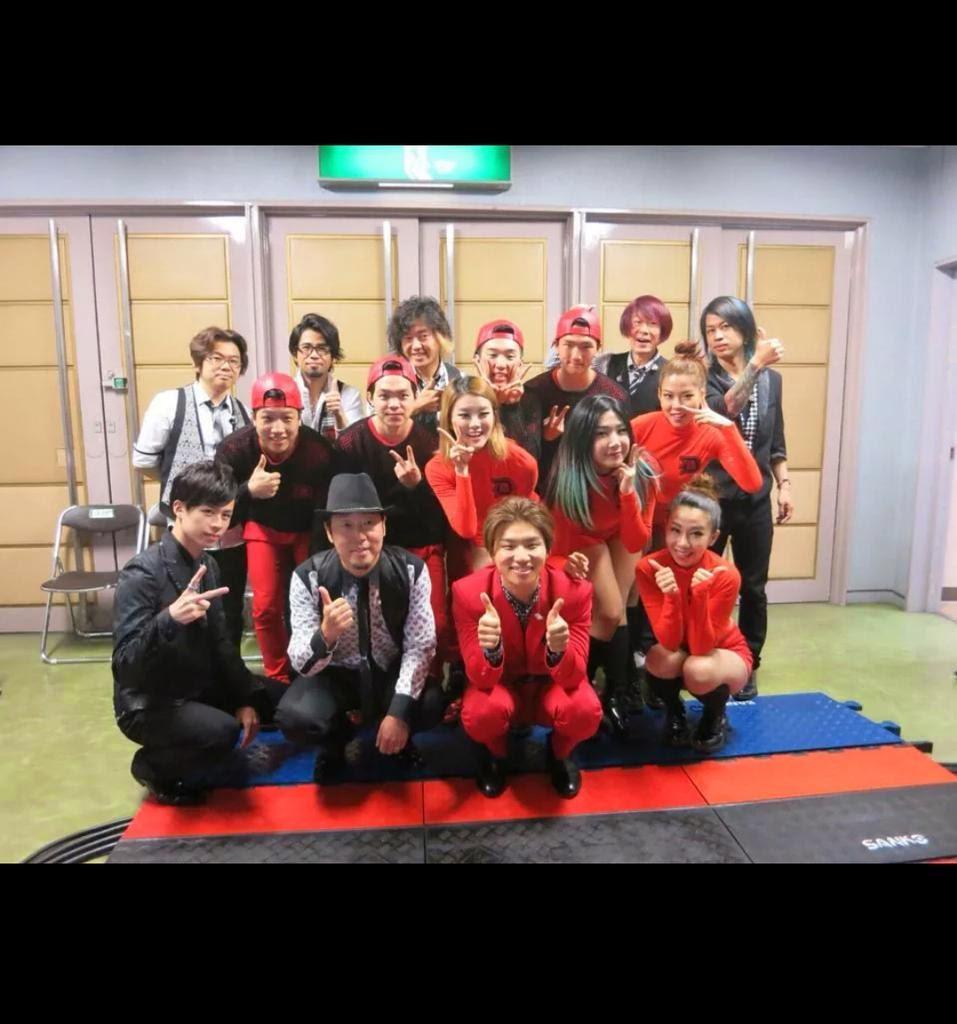 Dae Sung - D'slove 2014 - 13jul2014 - Nagoya - Backstage - 02.jpg