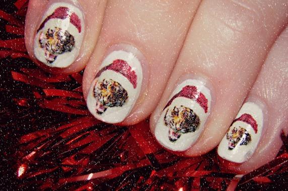 Janchristie Christmas Tigers