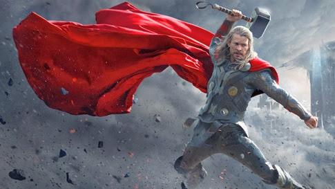 Mejores fondos de Thor- The Dark World