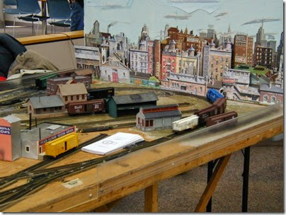 Milwaukee Model Railroad Engineers (Indian Head Lines) at TrainTime 2001