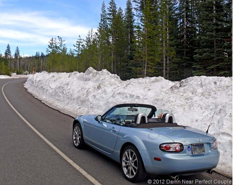 Top Down & Snow