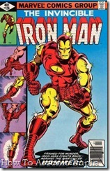 P00025 - El Invencible Iron Man #126