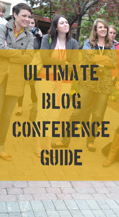 Ultimate Blog Conference Guide
