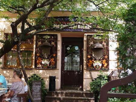 Things to do in Lvov: bargain your check bill at Golden Rose Restaurant