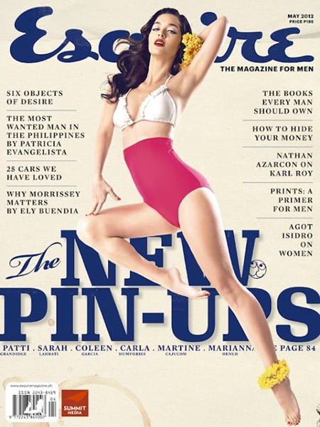 patti grandidge - esquire may 2012