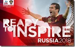 Copa Russia 2018 poster