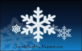 Efek Salju Pada Blog