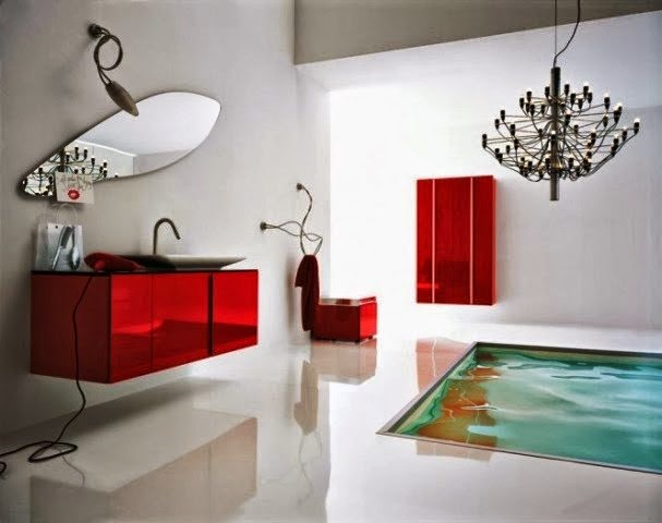 افكار تنسيق حمامات حمامات جديدة حمام منازل عصرية بلاط حمام امريكي تصميم الحمام