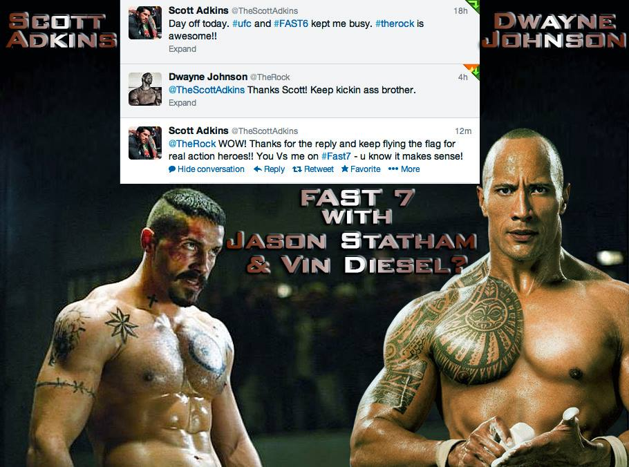 TWITTER SOUNDOFF: The Case For Adkins, Johnson And Statham