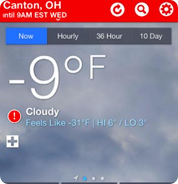 Canton cold