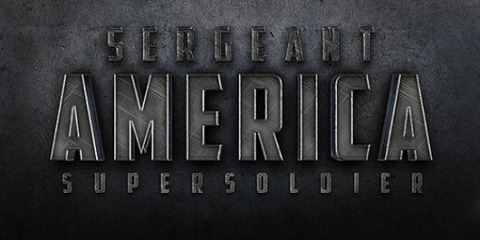 Cinematic-Sergeant-America-Text-Effect