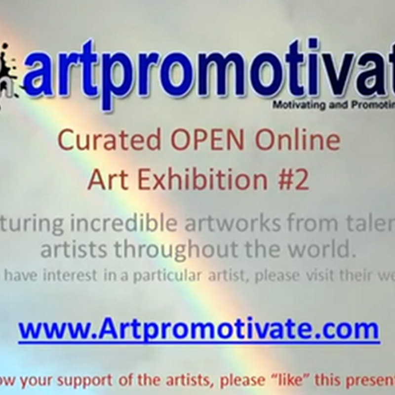 Second Online Youtube Art Exhibition