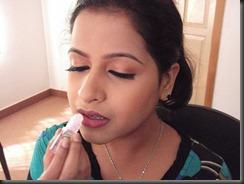 sadhiika venugopal makeup