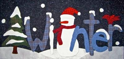 claire's winter mat