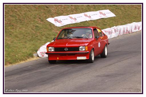 Opel Kadett Rally 1979