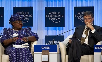 Bill-Gates-and-Nigerian Finance Minister-Ngozi-Okonjo-Iweala