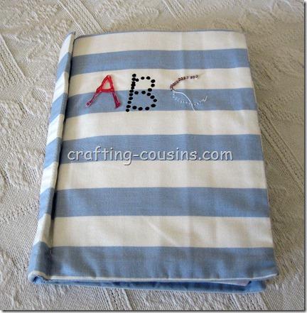 Textile Quiet Book (2)