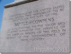 20011-6-5 Gaffney and Cowpens 001