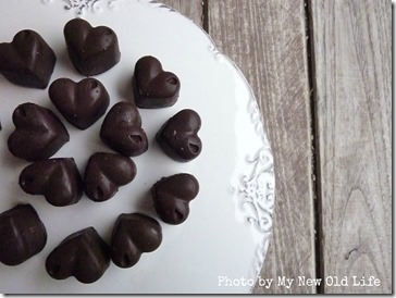 Cioccolatini ripieni 2