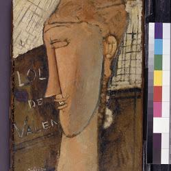 Modigliani, Lola de Valence 1915