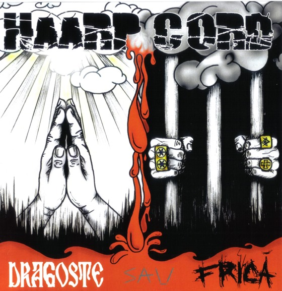 HAARP CORD - Dragoste sau frica (FRONT)