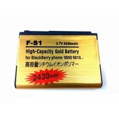 Gold Battery для BlackBery 9800/9810 — обман