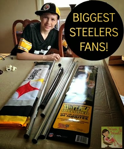 Steelers Flag Package[4]
