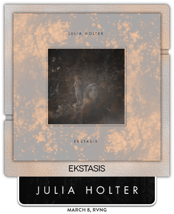 Ekstasis by Julia Holter