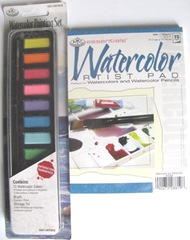 watercolor giveaway