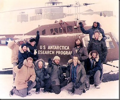 the thing cast