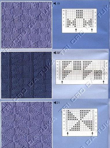 padrão trico 2
