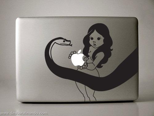 adesivos apple mac criativos  (2)
