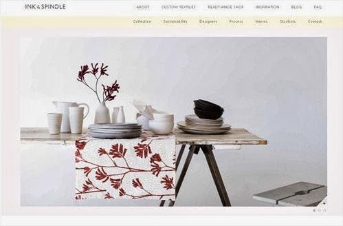 20 hermosos y simples sitios web minimalistas 3