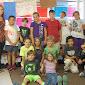 WBFJ Cicis Pizza Pledge - Trinity Elementary - Ms. Barhams 3rd Grade Class - Archdale - 10-15-14