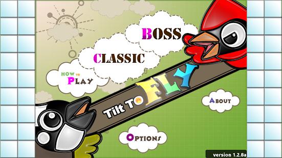 Tilt to Fly!