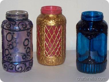 pasta jar lanterns 1