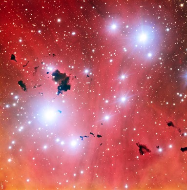 nebulosa IC 2944
