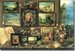 Eine Kunstkammer (1618) - Frans Francken d.J