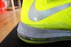 nike lebron 10 gr atomic volt dunkman 5 05 Nike, This is How We Want Our Volts! With Diamond Cut Swoosh.