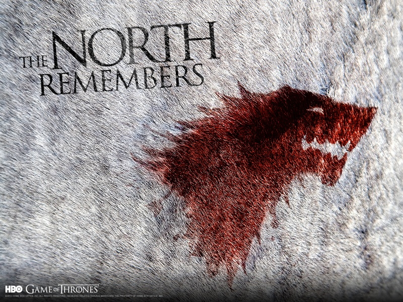The north remembers wallpaper 1600
