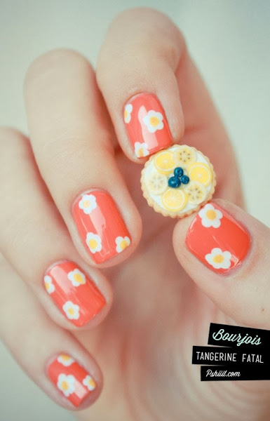 15 Amazing Spring Nail Art Designs Ideas 2013 For Girls 15 Nail Designs For Spring 2013