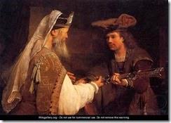 Gelder_Ahimelech-Giving-the-Sword-of-Goliath-to-David