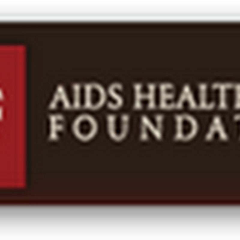 Aids Healthcare Foundation Puts Out Press Release Over Their Disappointments With Gilead's CEO Greedy Behavior With Selling Stock –Echoes of Provenge Trading Type Activity Again?