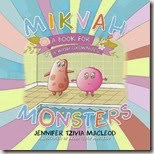 Mikvah Monsters, by Jennifer Tzivia MacLeod