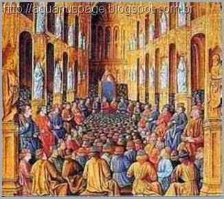 Concilio-Constantinopla-Reencarnação