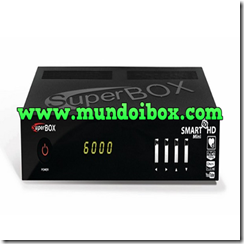SUPERBOX SMART MINI HD