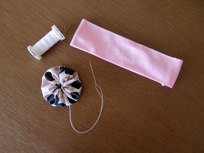 6 diadema coser