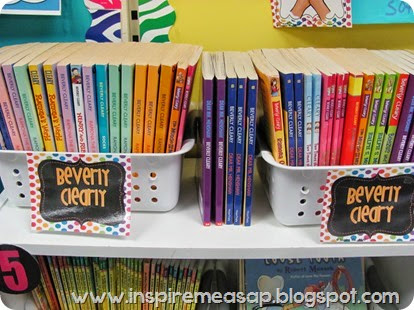 Books in classroom library- an array